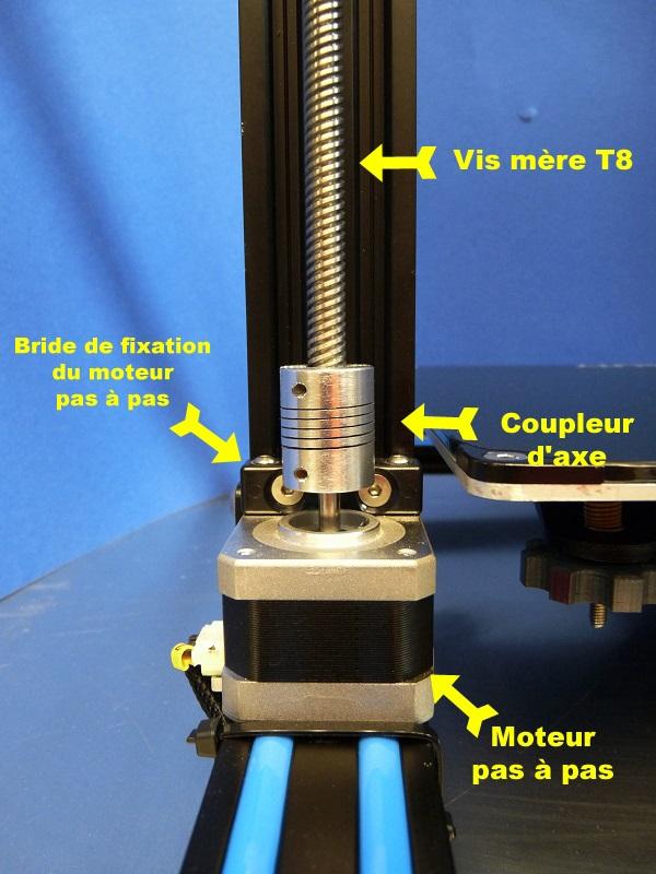 Imprimante 3D Créality CR10S - Présentation & upgrades Cr10s_73