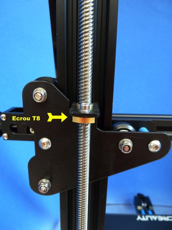 Imprimante 3D Créality CR10S - Présentation & upgrades Cr10s_75