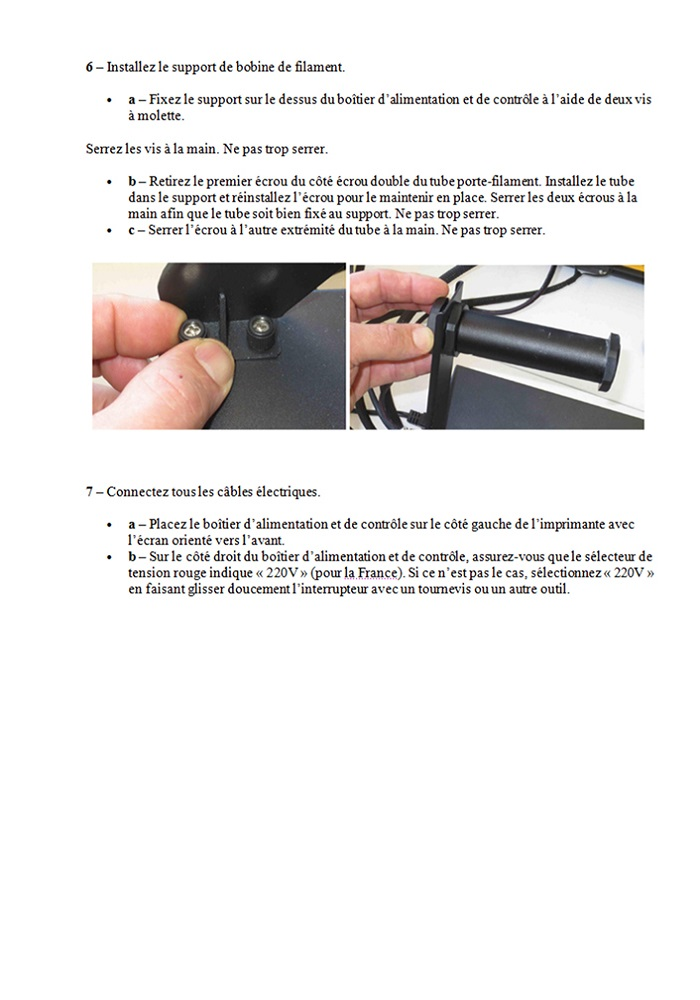 Imprimante 3D Créality CR10S - Présentation & upgrades Cr10sm13