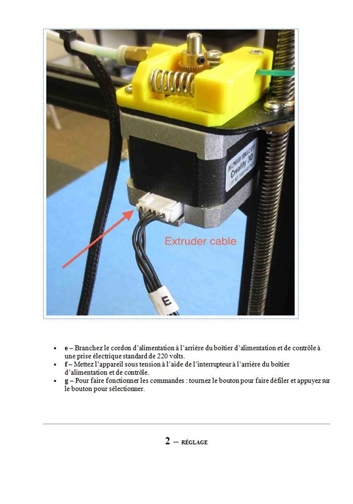 Imprimante 3D Créality CR10S - Présentation & upgrades Cr10sm17