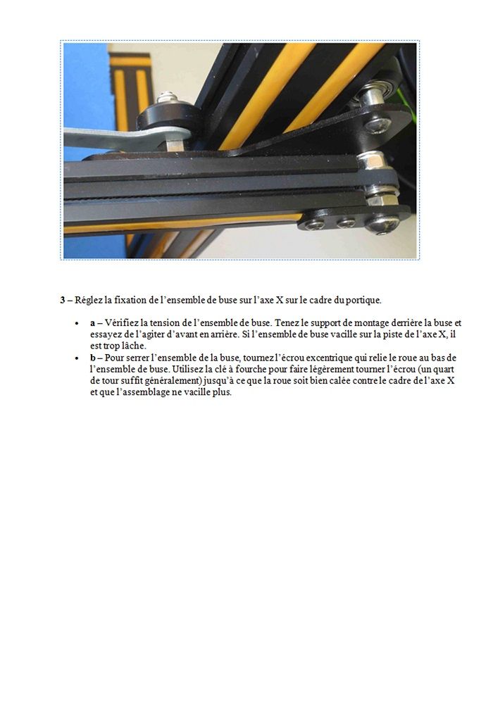 Imprimante 3D Créality CR10S - Présentation & upgrades Cr10sm19