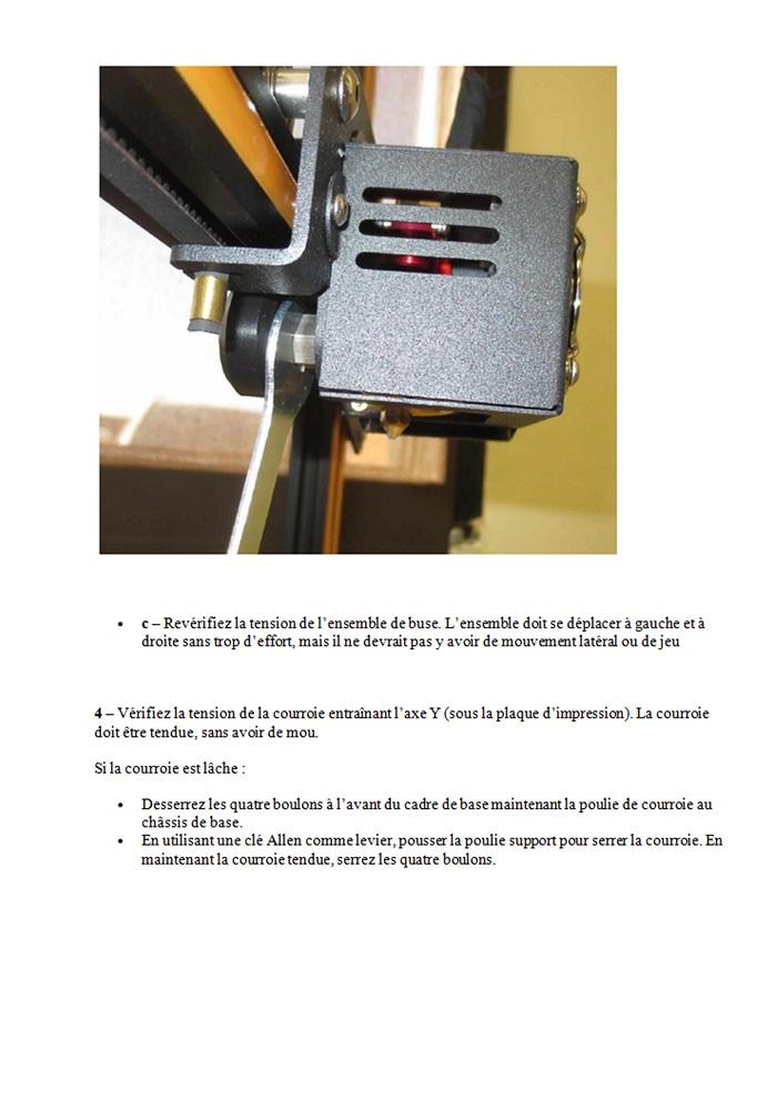 Imprimante 3D Créality CR10S - Présentation & upgrades Cr10sm20
