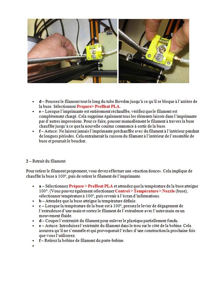 Imprimante 3D Créality CR10S - Présentation & upgrades Cr10sm26