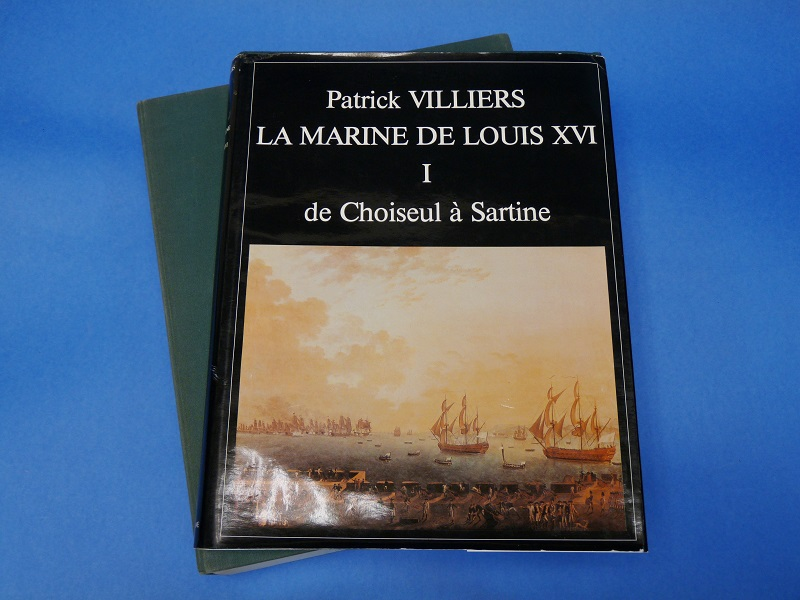La marine de Louis XVI Vp_00110