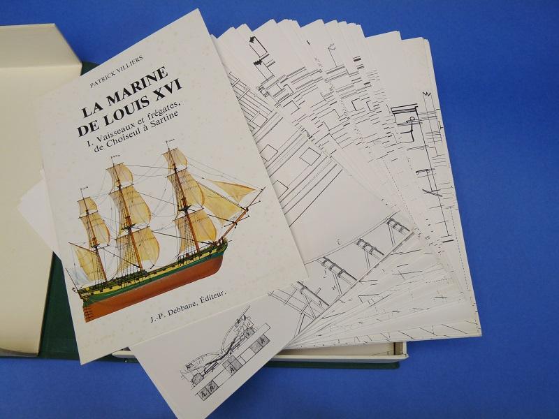 La marine de Louis XVI Vp_00410