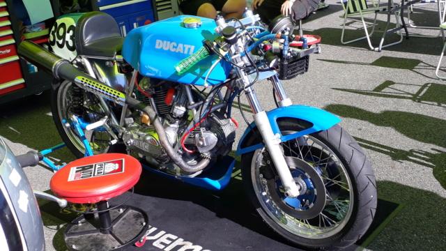 Arnos (64) - Finales Championnat de France vitesse Motos anciennes 20190929