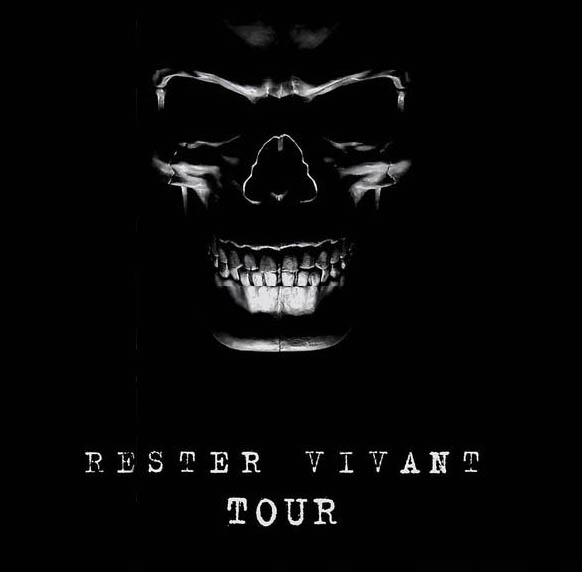 Rester vivant Tour cd/dvd  Rester10