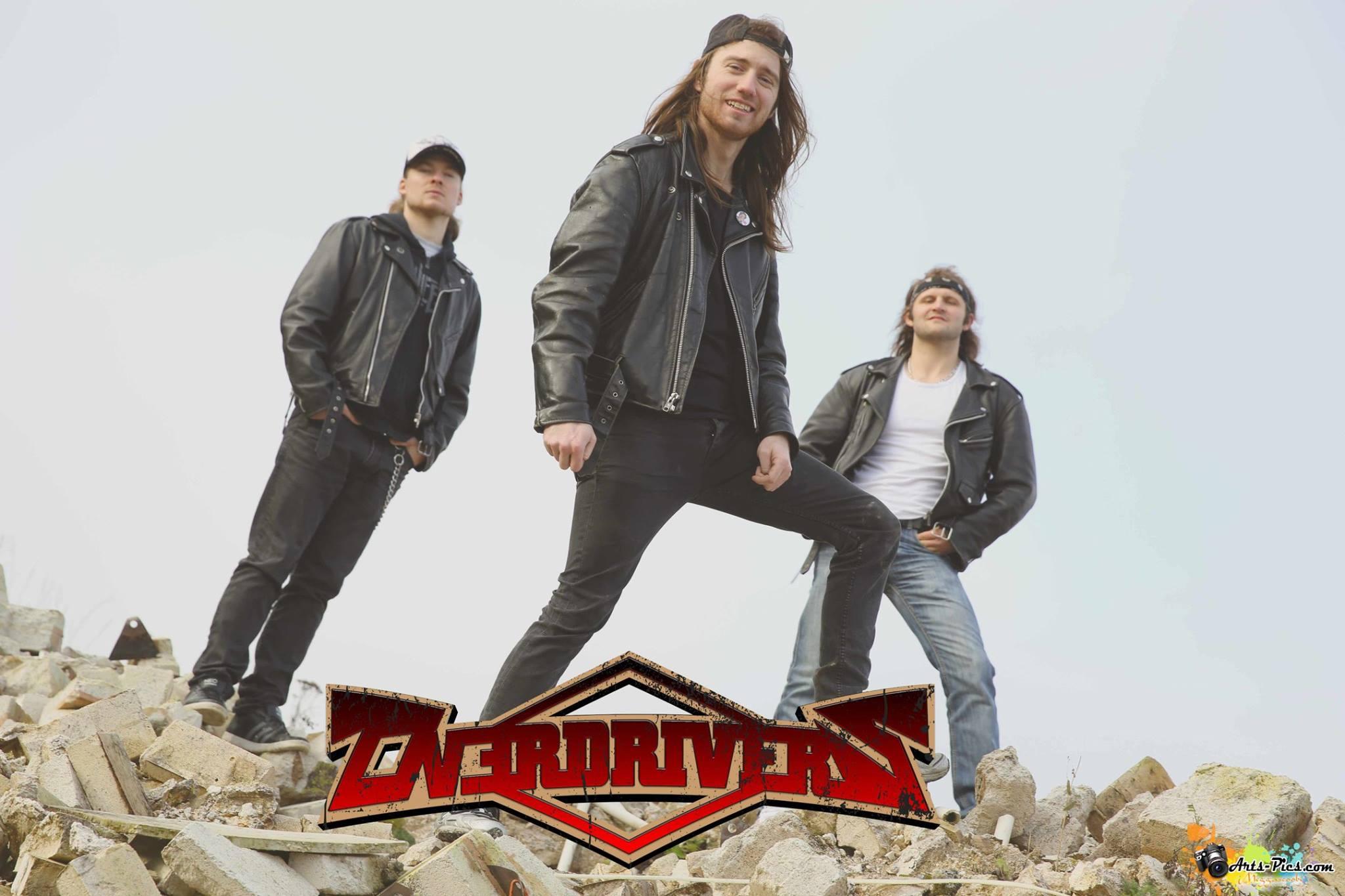 OVERDRIVERS Rockin Hell (2016) Hard-Rock à la AC/DC  10648310