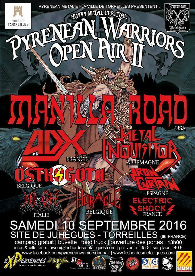 PYRENEAN WARRIORS OPEN AIR II : quelques images ... 13495011