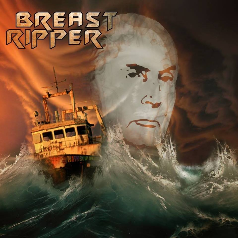 "BREAST RIPPER EP ""Rainbow Warrior"" (2016) Heavy Metal BLOIS 14448810"