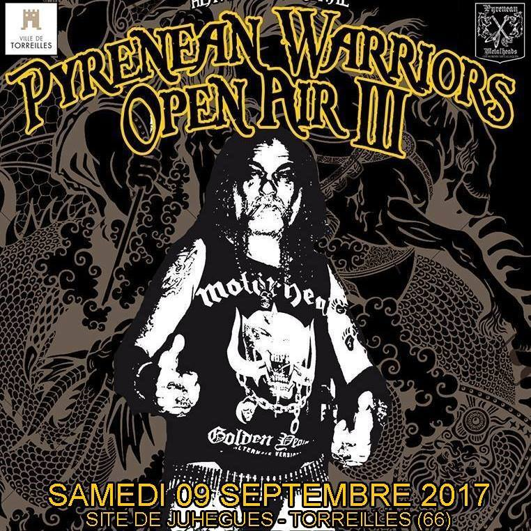 Pyrenean Warriors Open Air 3 aura bien lieu ... 14650610