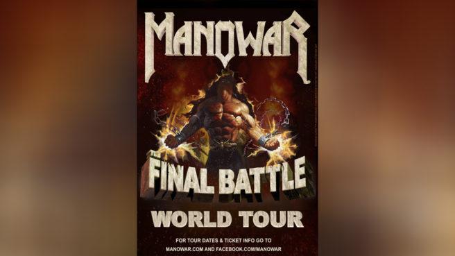 Joey DeMaio (MANOWAR) a dit ... à propos de la tournée finale. Tfb-wo10