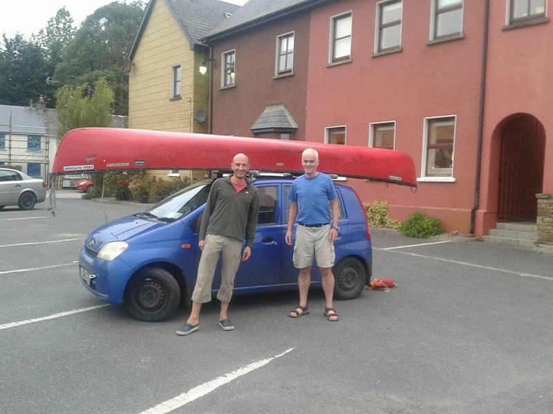 are soft roof racks any good? Canoe-10