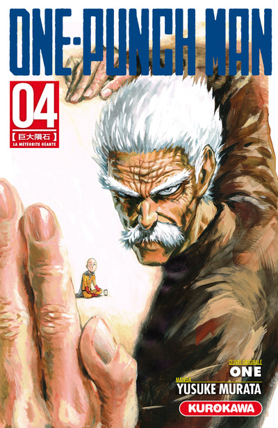 [anime & manga] One-Punch man - Page 2 One-pu10