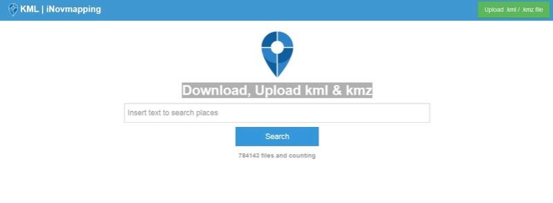 iNovmapping kml & kmz Inov10