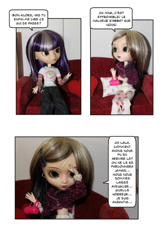 Mes petites dolls [Pullip] [Dal Hangry] [Hujo] [Taeyang] - Page 9 Page_311