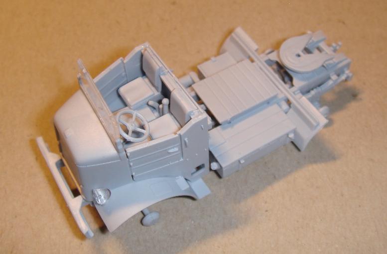 Autocar + Chevrolet Airfix 1/72 Autoca12