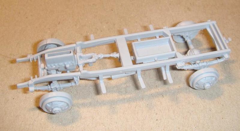 Autocar + Chevrolet Airfix 1/72 Autoca16