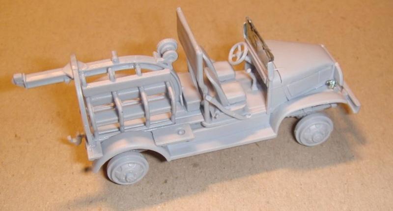 Autocar + Chevrolet Airfix 1/72 Autoca18