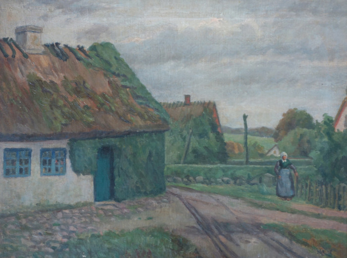 Hiddensee – la colonie des femmes peintres A258