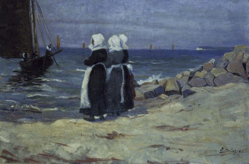 Hiddensee – la colonie des femmes peintres A260