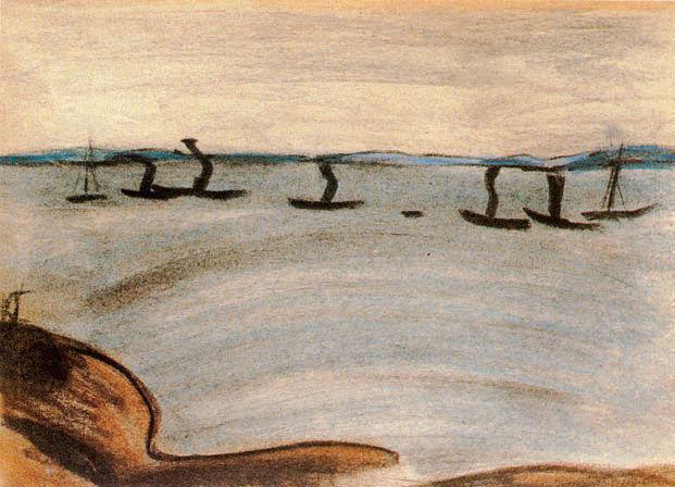 Hiddensee – la colonie des femmes peintres A262