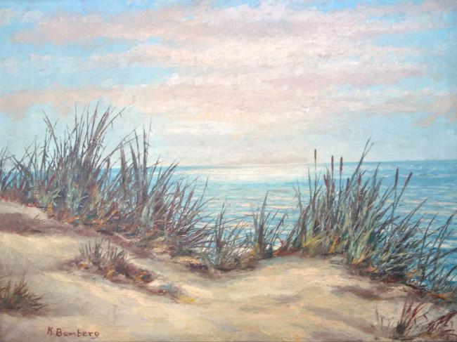 Hiddensee – la colonie des femmes peintres A263