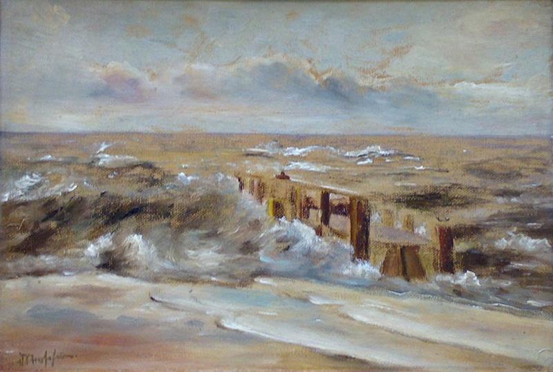 Hiddensee – la colonie des femmes peintres A267