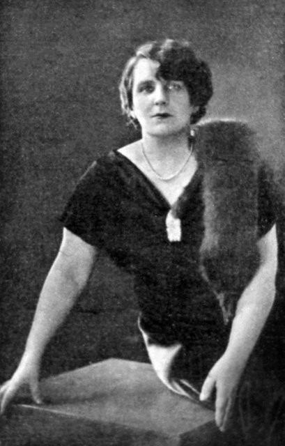 Zofia Nałkowska [Pologne] A97
