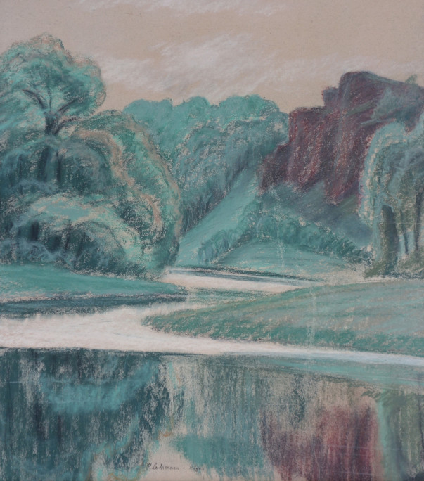 Hiddensee – la colonie des femmes peintres Aaa73