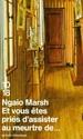 Ngaio Marsh  A232