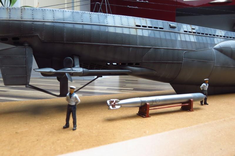 U Boat type VII C ( un autre 552 ) Img_2611