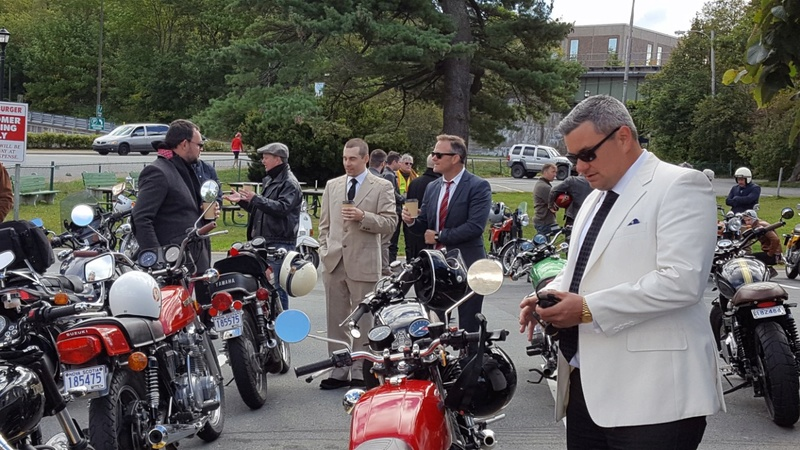 Distinguished Gentleman's Ride - Sydney 20160916