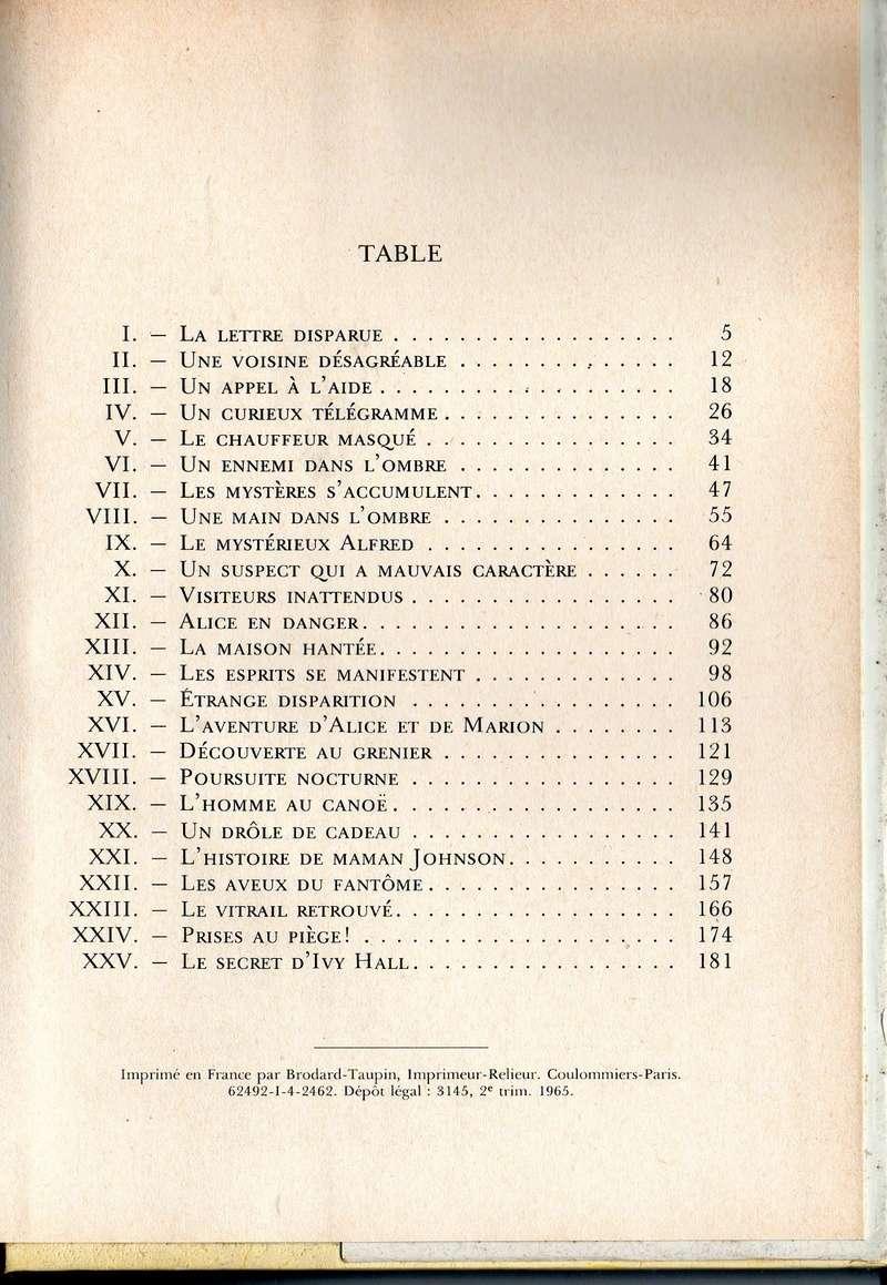 Recherches sur les anciennes éditions d'Alice (Titres 16 à 30)  22alic11