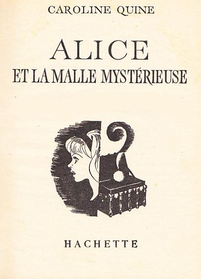 Recherches sur les anciennes éditions d'Alice (Titres 31 à 45) 33alic10