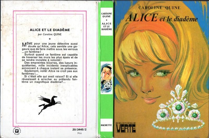 Recherches sur les anciennes éditions d'Alice (Titres 31 à 45) 36alic11