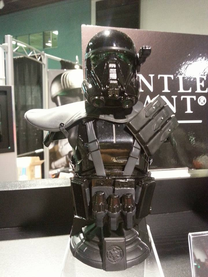 Gentle Giant- Death Trooper Specialist PGM Classic Mini Bust 14370210