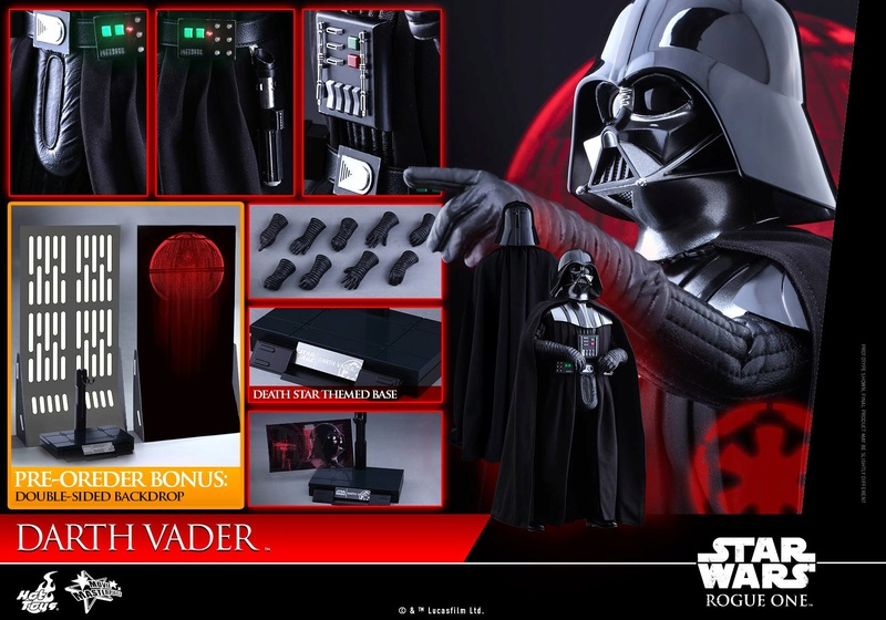 Hot Toys Rogue One - 1/6th scale Darth Vader Collectible  14379910