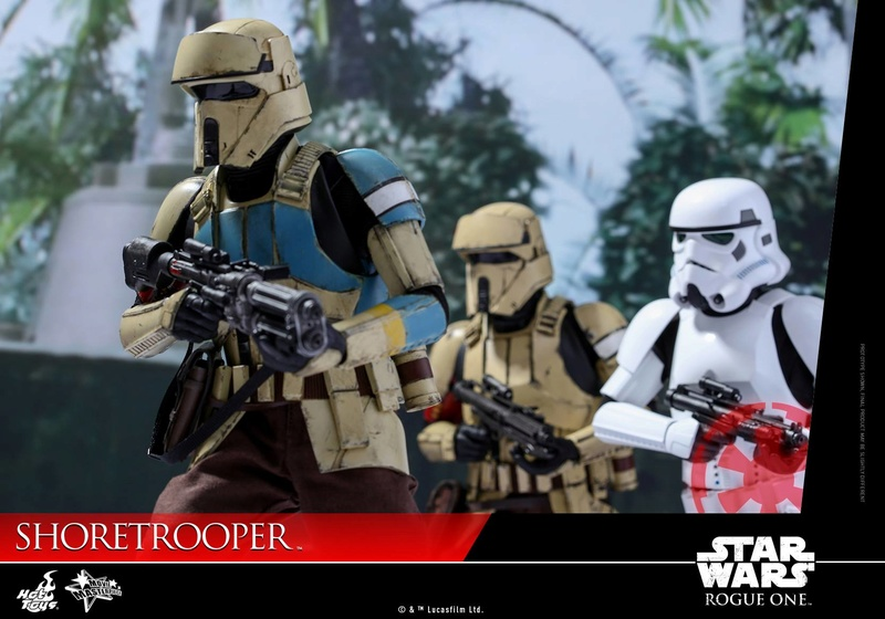 Hot Toys Rogue One - 1/6th scale Shoretrooper Collectible  14425410