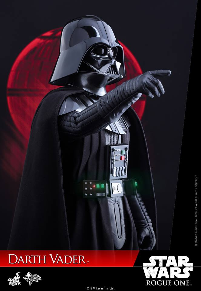 Hot Toys Rogue One - 1/6th scale Darth Vader Collectible  14433210
