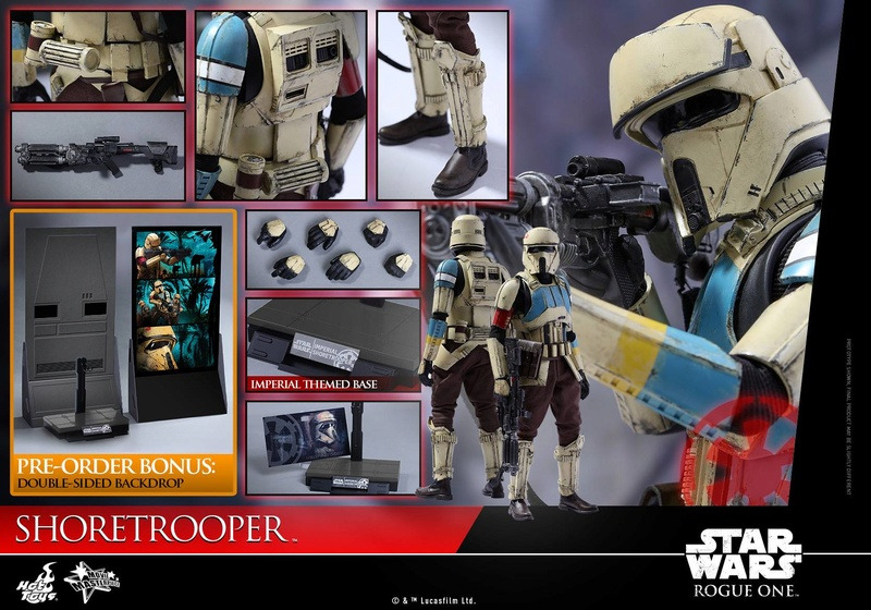 Hot Toys Rogue One - 1/6th scale Shoretrooper Collectible  14434810