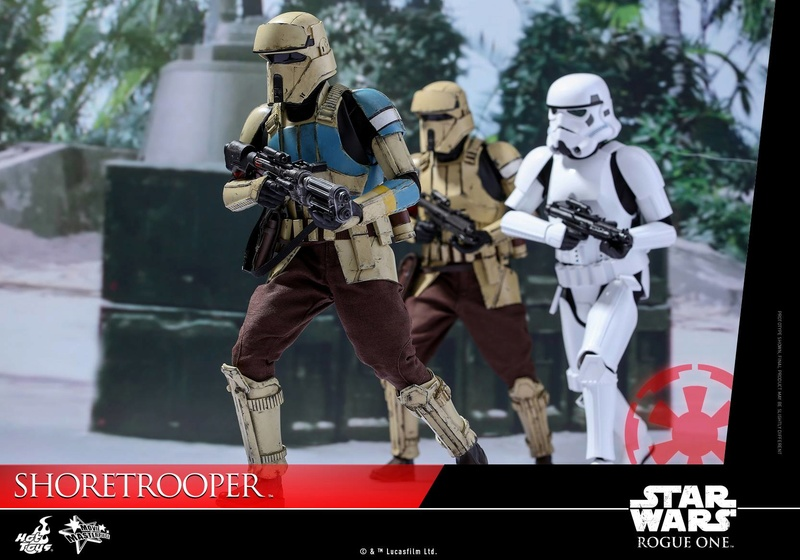 Hot Toys Rogue One - 1/6th scale Shoretrooper Collectible  14435010