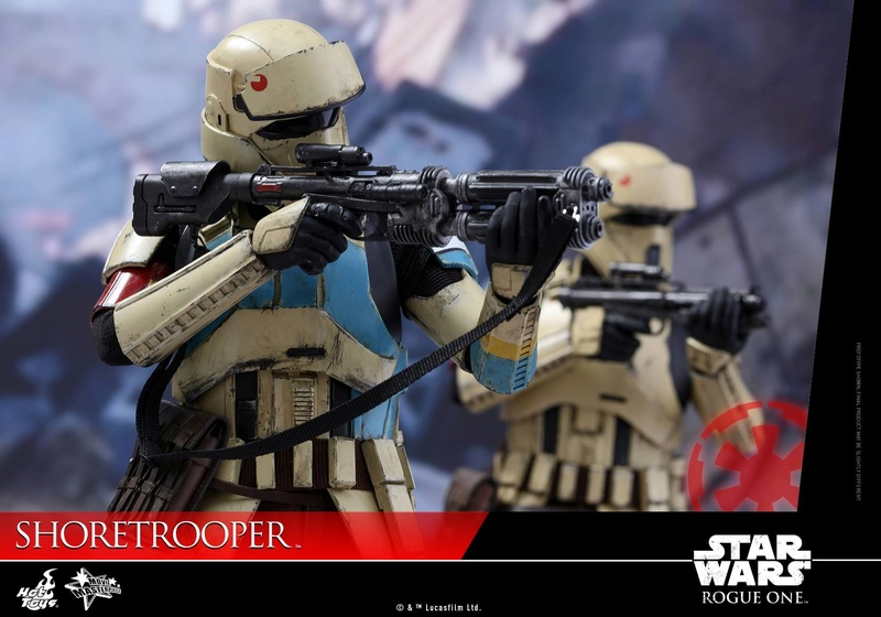 Hot Toys Rogue One - 1/6th scale Shoretrooper Collectible  14435210