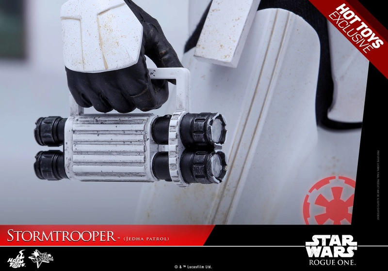 Hot Toys Rogue One - 1/6th Stormtrooper Jedha Patrol exclu 14435211
