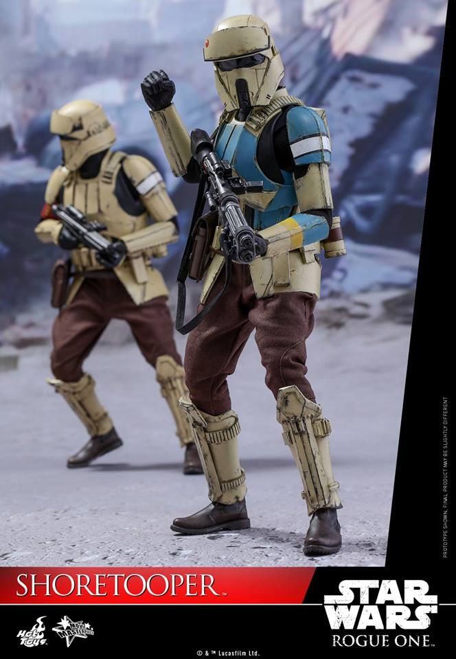 Hot Toys Rogue One - 1/6th scale Shoretrooper Collectible  14440610