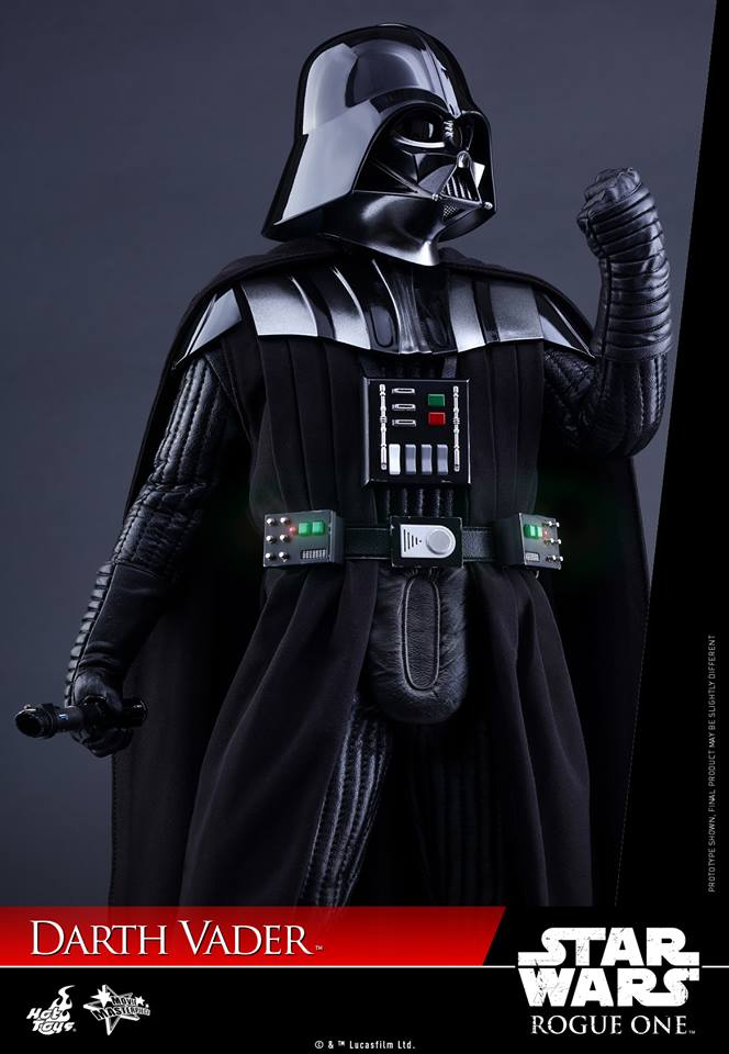 Hot Toys Rogue One - 1/6th scale Darth Vader Collectible  14440810