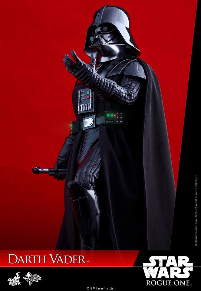 Hot Toys Rogue One - 1/6th scale Darth Vader Collectible  14446110