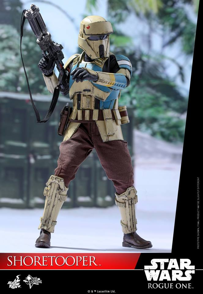Hot Toys Rogue One - 1/6th scale Shoretrooper Collectible  14449010