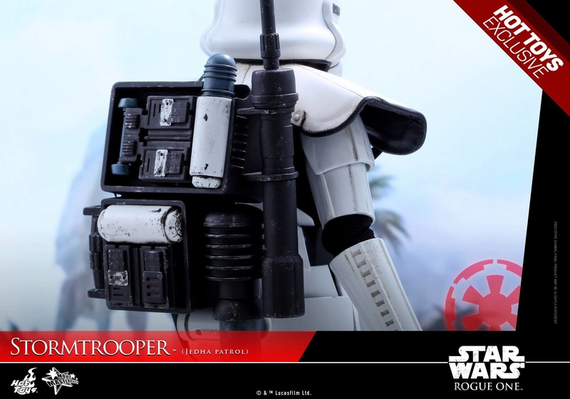 Hot Toys Rogue One - 1/6th Stormtrooper Jedha Patrol exclu 14468510