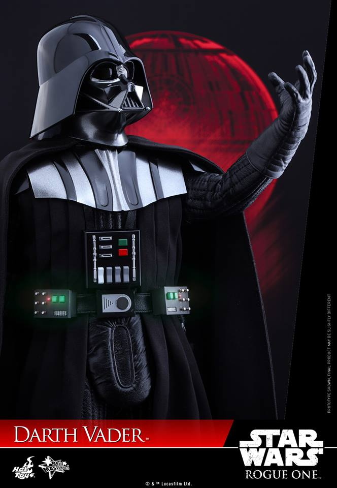 Hot Toys Rogue One - 1/6th scale Darth Vader Collectible  14469610